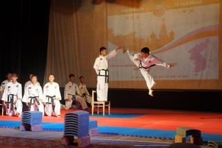 Тхэквондисты трех стран собрались на международный фестиваль в Уссурийске