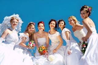 «Парад невест - 2014» пройдёт в Уссурийске