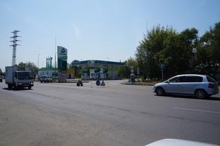 Об открытом люке на Краснознаменной в Уссурийске теперь предупреждает знак