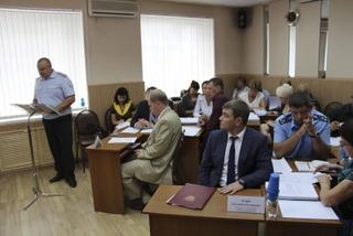 Руководство транспортной полиции Уссурийска отчиталось за первое полугодие