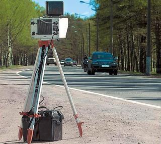 В Уссурийске должников будут вычислять прямо на автомобильной дороге