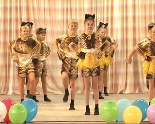 День тигра отмечают уссурийские школьники