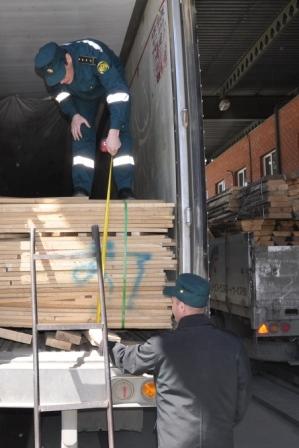 Уссурийская таможня контролирует экспорт лесоматериалов