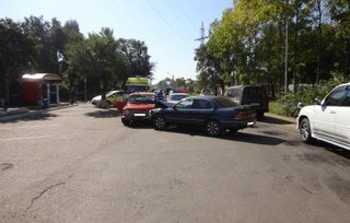 Два человека пострадали в ДТП в Уссурийске