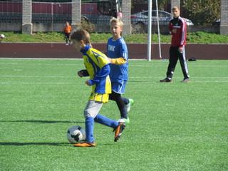 Краевой  турнир по футболу  «Золотая осень - 2014» прошел в Уссурийске
