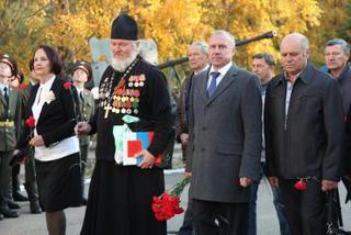 День рождения Пятой армии отметили в Уссурийске