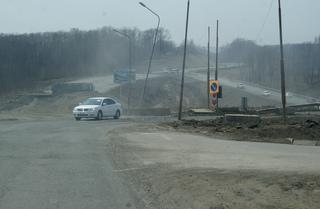 Трассу Владивосток - Уссурийск не успеют открыть в октябре вопреки обещаниям