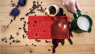 Logitech выпустила «неубиваемую» клавиатуру