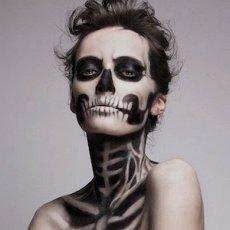 Какой макияж сделать на Хэллоуин 2014