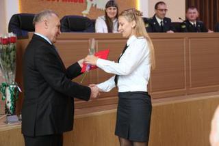 День судебного пристава РФ отметили в Уссурийске