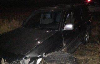 В ДТП под Уссурийском пострадали три человека