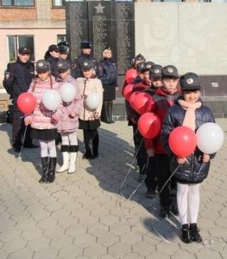 Чествование погибших сотрудников транспортной полиции состоялось в Уссурийске