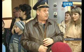 В Уссурийском суворовском военном училище прошел день открытых дверей
