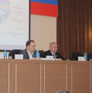 Бюджет Уссурийского городского округа остается социальным