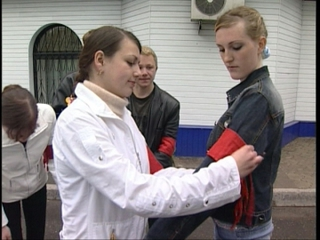 В Уссурийске прошел конкурс добровольных народных дружин