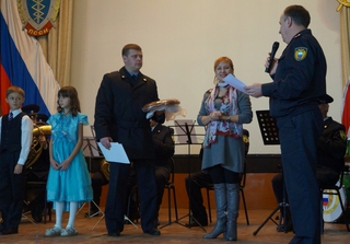 Войсковая часть Уссурийска провела благотворительный концерт