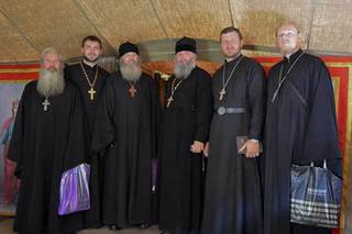 Дальневосточным священникам назначены военные сборы
