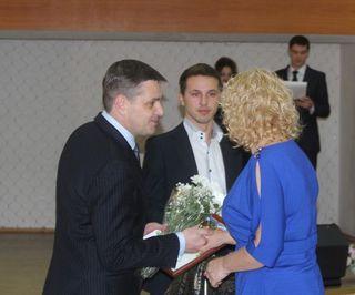 В Уссурийске чествовали Почетных граждан