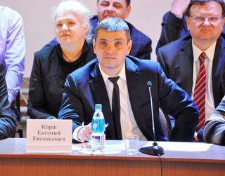 Более 120 жителей с. Борисовски пришли на встречу с врио главы администрации УГО Евгением Коржом