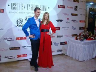 Церемония показа мод прошла в Уссурийске