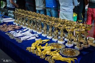 Во Владивостоке определили 12 победителей Кубка Приморского края по ММА