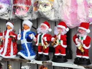 Деда Мороза и Снегурочку выберут в Уссурийске