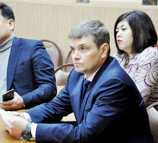 Евгений Корж назначен главой администрации Уссурийского городского округа