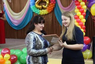 Школа № 32 отметила 25 – летний юбилей