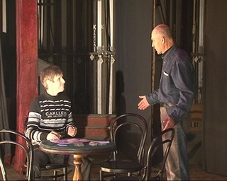 В театре ДВО играют в карты