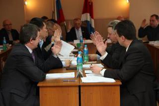 Депутаты Уссурийска утвердили бюджет на 2015 год