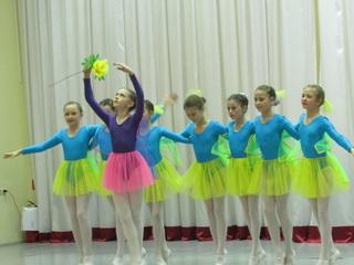 Отчетный хореографический концерт с аншлагом прошел в Уссурийске