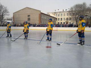 Универсальную спортивную площадку открыли в Уссурийске