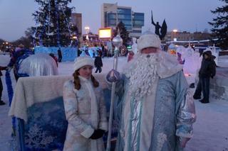 Главный Дед Мороз Уссурийска: Чтобы стать новогодним персонажем, нужно поверить в чудо