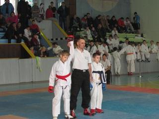 Юные бойцы-рукопашники Дальнего Востока сошлись в спортивных поединках в Уссурийске
