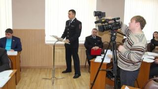 У думы УГО нет замечаний к транспортной полиции Уссурийска по итогам работы в 2014 году
