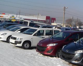 Самые дорогие машины продаются в Находке и Уссурийске