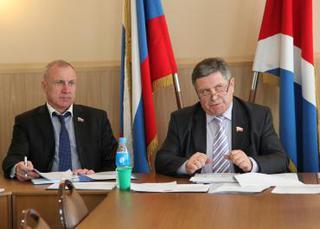 Депутатская комиссия рассмотрела важные вопросы жизнедеятельности Уссурийска