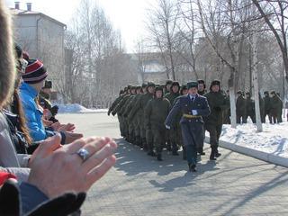 Ветеранов боевых действий времен новейшей истории почтили в Уссурийске