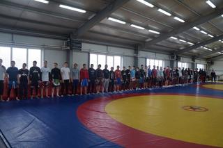 Первые соревнования по грэпплингу прошли в Уссурийске в канун Дня защитника Отечества