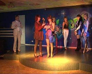 Екатерина Лобынцева – «Мисс Экстрим-2009»