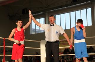 Первенство по боксу памяти Руслана Хабисова прошло в Уссурийске
