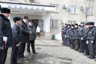 В Уссурийске обсудили вопросы организации деятельности добровольных народных дружин