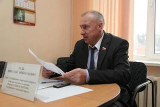 Николай Рудь провел очередной прием граждан