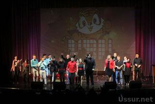 Финал лиги КВН состоялся в Уссурийске