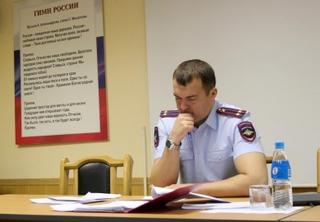 В Уссурийске транспортные полицейские подвели итоги своей работы в 1-ом квартале 2015 года
