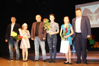 Конкурс детского рисунка «Скажи спасибо деду за Победу» прошел в Уссурийске