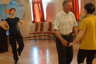 Танцевальная площадка 40-х годов впервые развернется в Уссурийске в День Победы