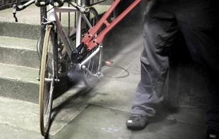 Воры велосипедов активизировались в Уссурийске