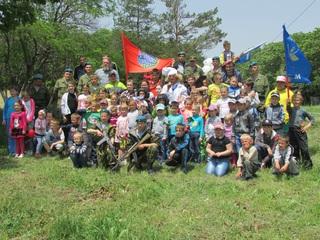 Отвлечь детей от влияния современных гаджетов призвали в День защиты детей в Уссурийске