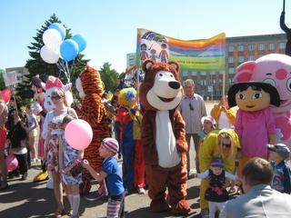«Железные тигры» устроили шоу для воспитанников Уссурийского социально-реабилитационного центра